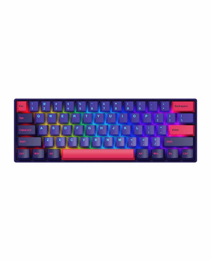 Bàn phím cơ AKKO 3061S NEON RGB