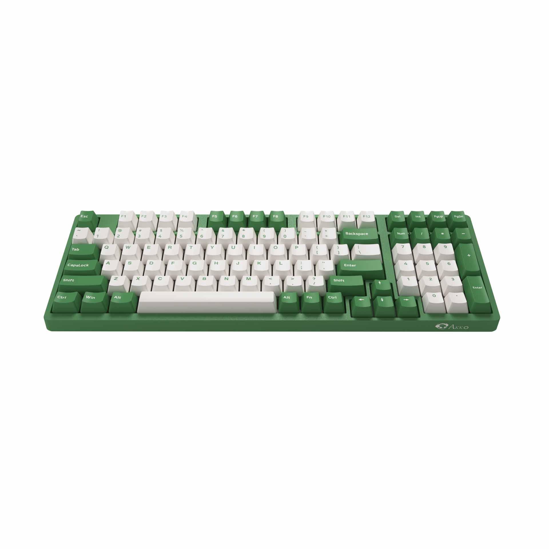 Bàn phím cơ AKKO sử dụng 100% keycap PBT
