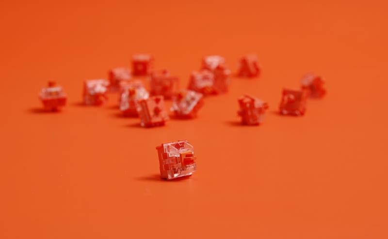 AKKO Orange switch v2