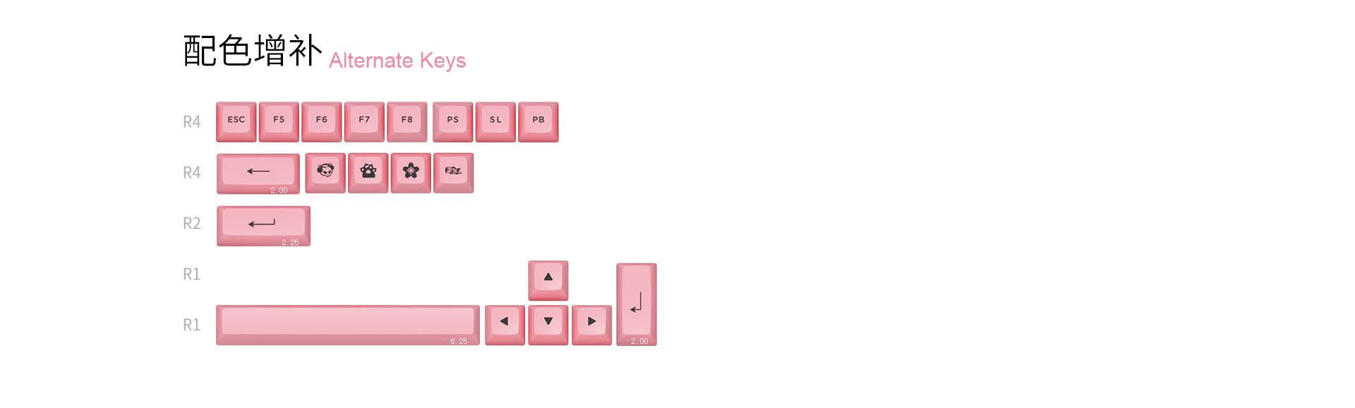 akko-keycap-setblack-pink-pbt-double-shot-asa-profile-158-nut-08