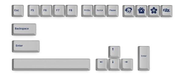 AKKO-3087-3098-3108-ds-ocean-star-keycap-extra